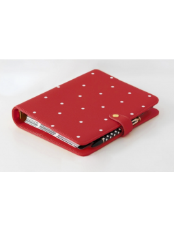 PLANNER PERSONAL. A5. Rojo...