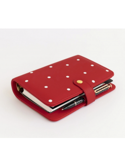 PLANNER PERSONAL. A6. Rojo...